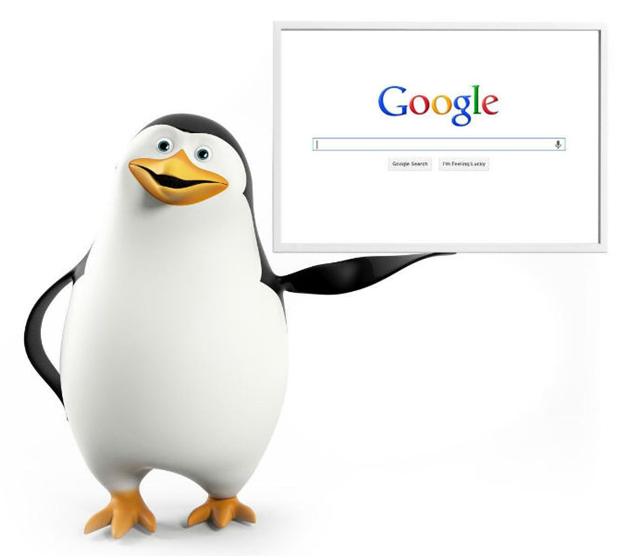 Pingüino no volverá a penalizar a los sitios web