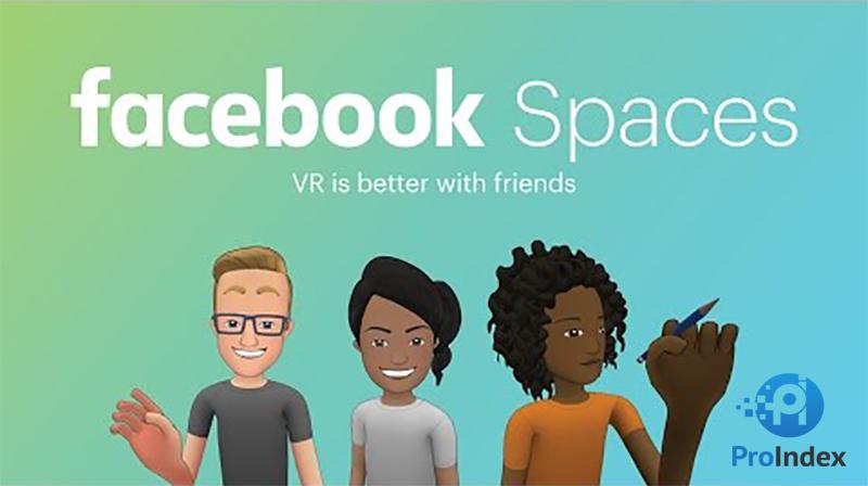 La red social en la realidad virtual Facebook Spaces seo blog proindex