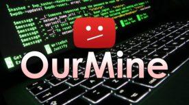 """Los hackers de OurMine protagonizaron """"el mayor ataque en la historia de YouTube"""""""