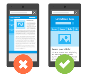 Optimizar el sitio web para móviles seo blog proindex