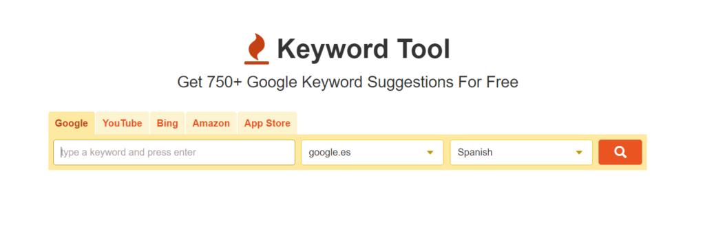 keyword tool proindex seo blog