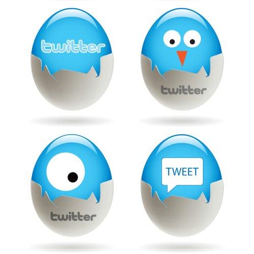 Twitter elimina la imagen predefinida del huevo