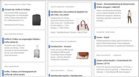 las solicitudes de búsquedas de compras y ventas 1 seo de proindex