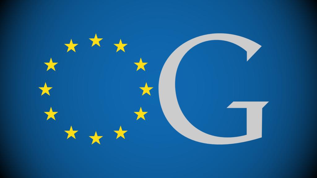 Google es amenazada por la Unión Europea con una multa de antimonopolio histórica seo noticias de proindex studio