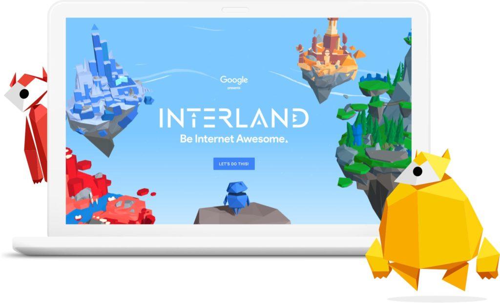 Google ha creado un juego para enseñar a los niños la seguridad en internet blog seo proindex